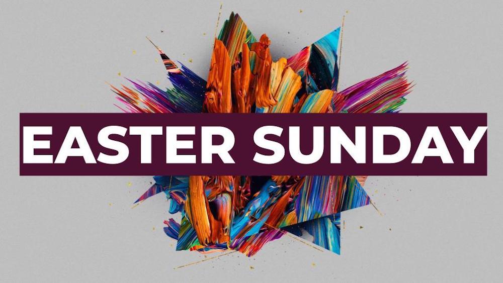 Easter Sunday 2021 Image